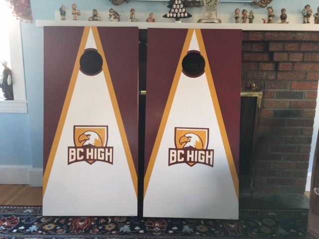BCH Father's Group Cornhole Tournament 2019