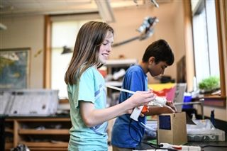 Middle School Makerspace