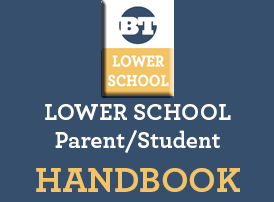 Lower School Handbook