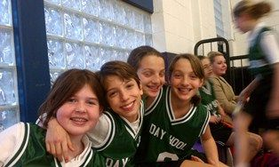 The Day School at Baltimore Hebrew: Bullfrogs Girls Basketball