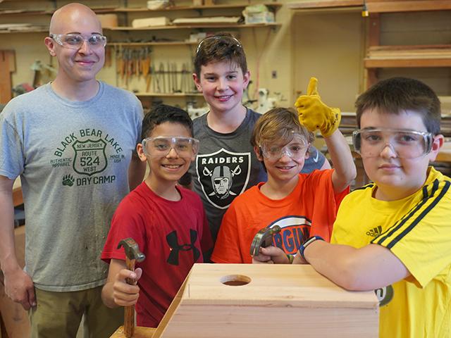Fabulous St Christophers School Middle School Boys Build Bird Download Free Architecture Designs Scobabritishbridgeorg