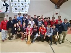 After five straight second-place finishes, the wrestling team took back the state title.