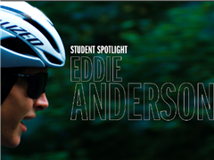 Edward Anderson '17 continues to make waves.