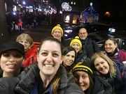 Faculty and staff members hit the streets to feed the homeless
