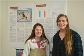 Do Birds Prefer Music? NCCS Student Experiment Wins National Challenge