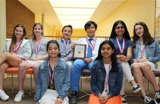 Country School Students Win Recognition on World Language Exams