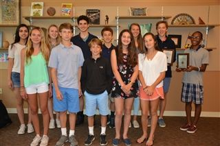 Country School Students Earn National Honors in Language Exams