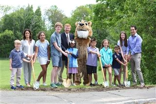Country School Breaks Ground on New Athletics and Wellness Center