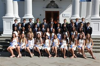 New Canaan Country School Holds 100th Closing Exercises