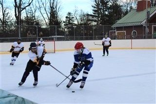Country School Girls' Varsity Hockey Wins Two