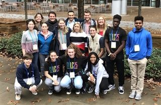 Ninth Graders Attend National Diversity Conference