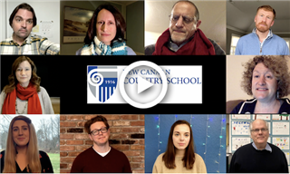 VIDEO: Happy Holidays from NCCS!