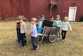 Maple Sugaring, a Time-Honored Tradition at NCCS