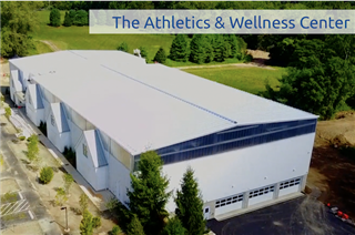 Our new Athletics & Wellness Center is open!