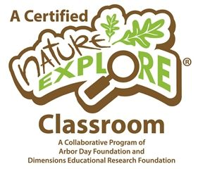 Certified Nature Explore Classroom