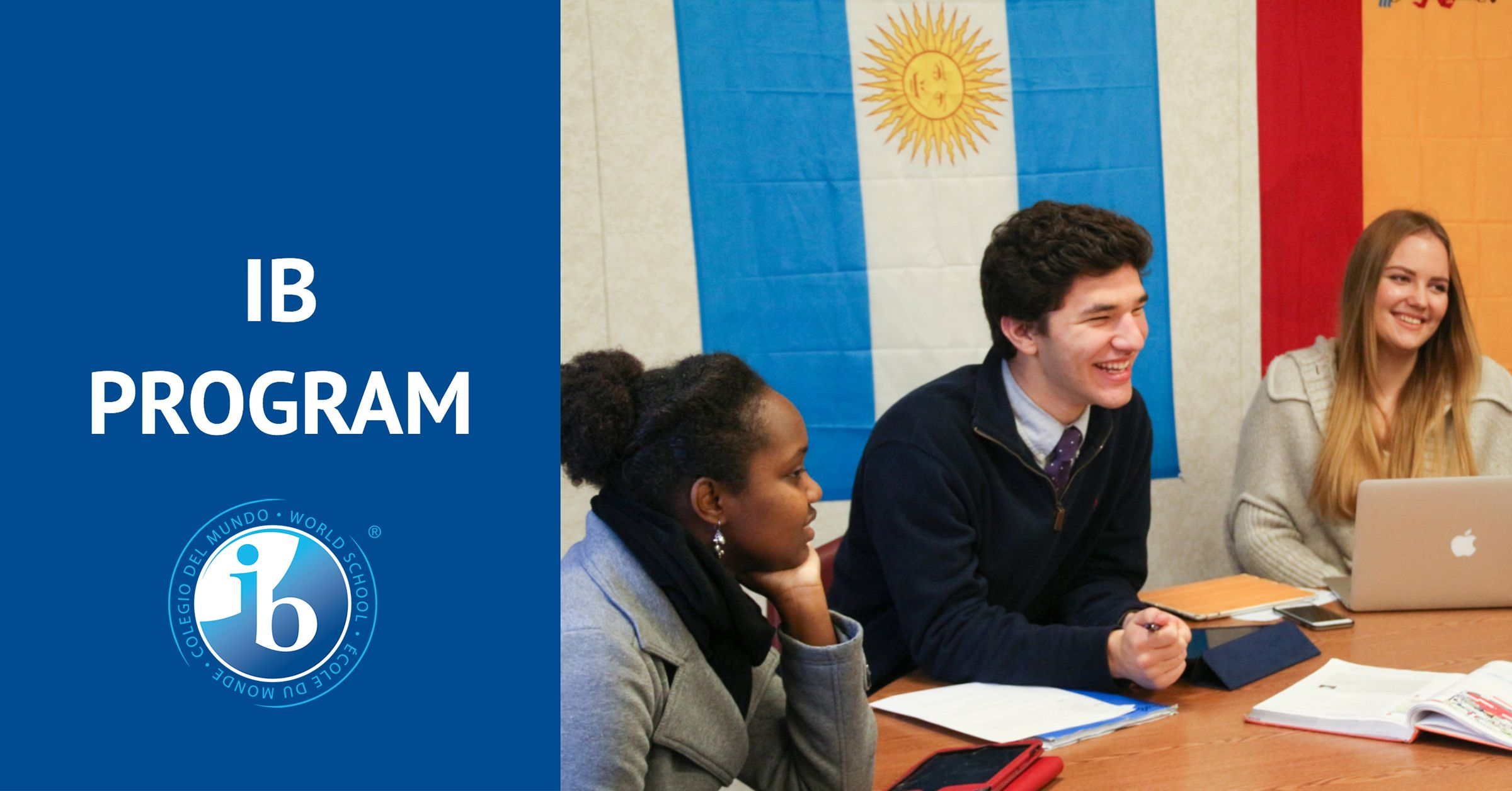 International Baccalaureate® World School