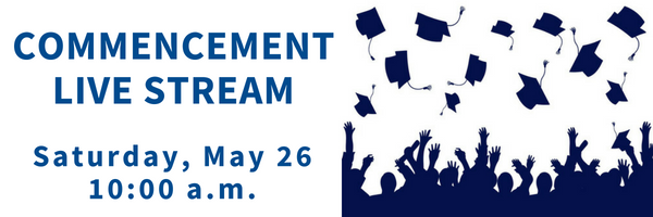2018 Commencement Live Stream