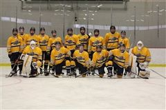 18U Hockey team finishes the season with a 6-4 win.