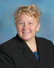 Claudia Fritz, associate director of enrollment management