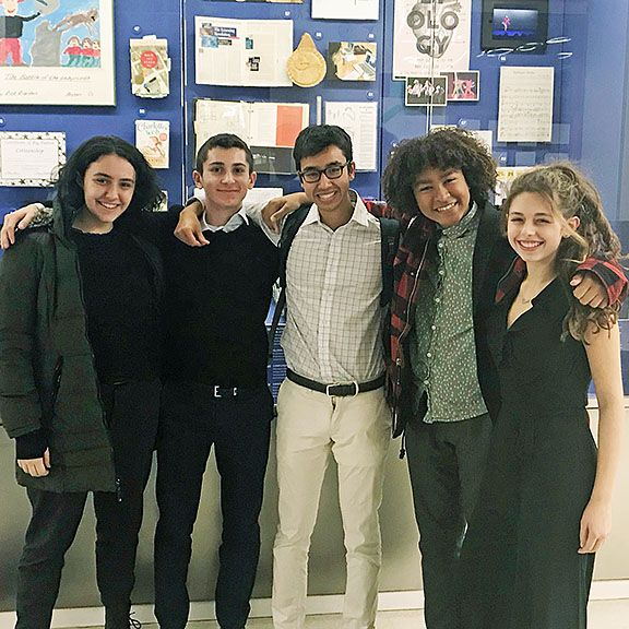 Debate Team Takes Top Honors