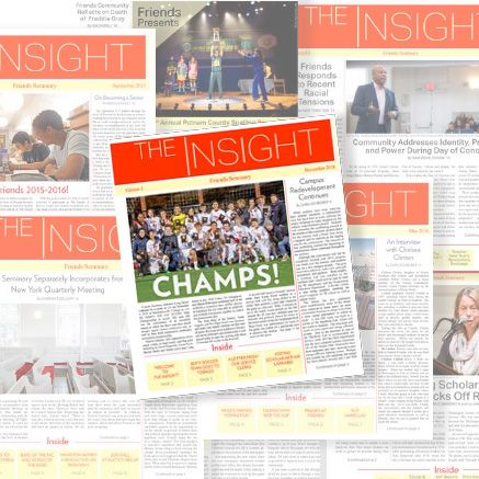 The Insight Student Newspaper