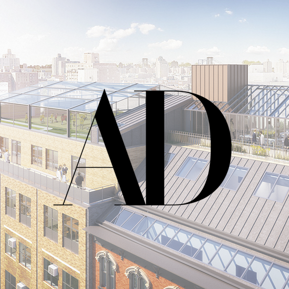 Architectural Digest Features Project