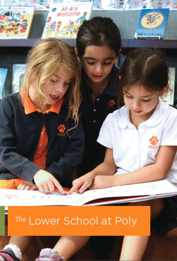 View the Lower School lookbook!