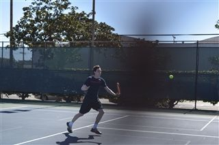 c391799608b Boys JV Tennis beat Viewpoint 10-8