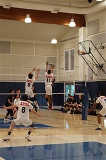 on sale 1e44f ddf4e Boys Varsity Volleyball beat Paraclete 3-0, 25-19,25-20,25-19