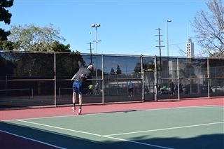 the best attitude ed68a 52f78 Boys Tennis Finishes Best Season in Years