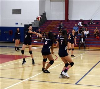 68e39df0b Girls Frosh Soph Volleyball beat Paraclete 2-0