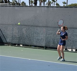 8489ece0c34e Girl s Varsity Tennis lost to Campbell Hall 0-18
