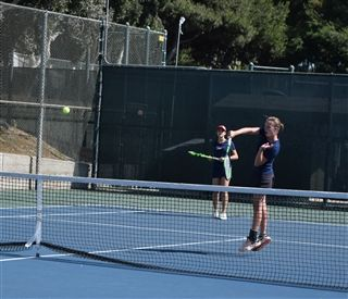023d793e96dc Girls Varsity Tennis lost to Windward 5-13