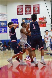 Boys Varsity Basketball lost to Paraclete 62-71  a98203d9b4a6