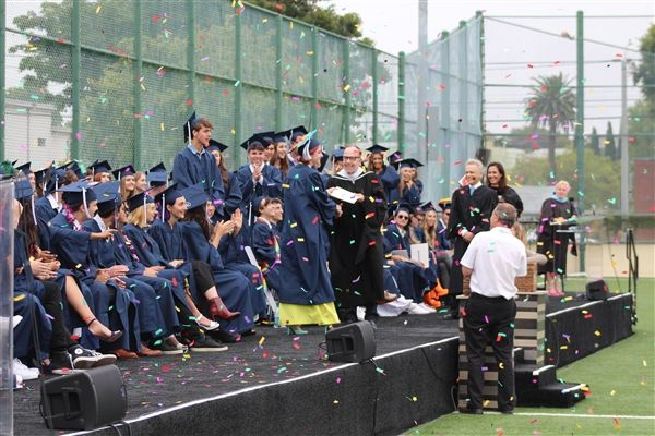 Crossroads graduates in the Class of 2019 were honored during Commencement ceremonies May 30.