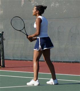 2d0c5ea17f3b Girls Varsity Tennis beat Sierra Canyon 16-2.