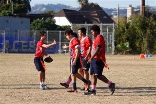 73d10510e8f7b Flag Football lost to Vistamar 7-6