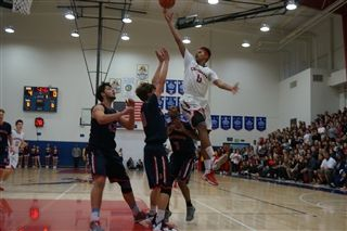 29d20a9fc Boys varsity Basketball Fight Adversity to Come within 5 in the CIF  Quarter-finals