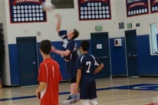 92e5168d5 Boys JV Volleyball Starts the Season Hot