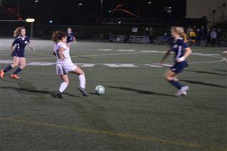 3e03f0b5d Girls Soccer Plays Hard Against a Tough Opponent