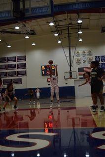 Girls Varsity Basketball Wins Round 1 of CIF Playoffs  7e5a9ff4c