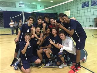 Boys Varsity Volleyball Finished 2nd in the Venice Tournament