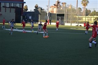 2166214521a52 Girls Soccer Ends a Perfect Week with Solid Win Over St. Matthews ...