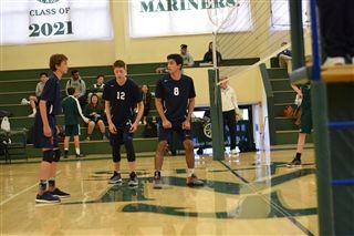 eca45a1811 Boys JV Volleyball lost to Campbell Hall 0-2