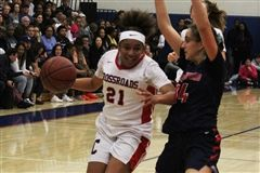 Senior co-captain Kennedy Martin and the Crossroads girls basketball team won three playoff games to reach the CIF Southern Section semifinals.