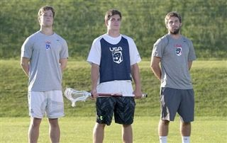 Conrad, Kelly, Roesner excited for U-19 Lacrosse World Championships