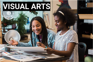 Explore Visual Arts at Burke