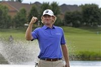 PGA Canadian Open winner Brandt Snedeker, pictured in Oakville, on July 28, 2013 (Getty Images/AFP, Hunter Martin)