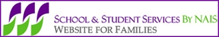 School and Student Services by NAIS Website for Families
