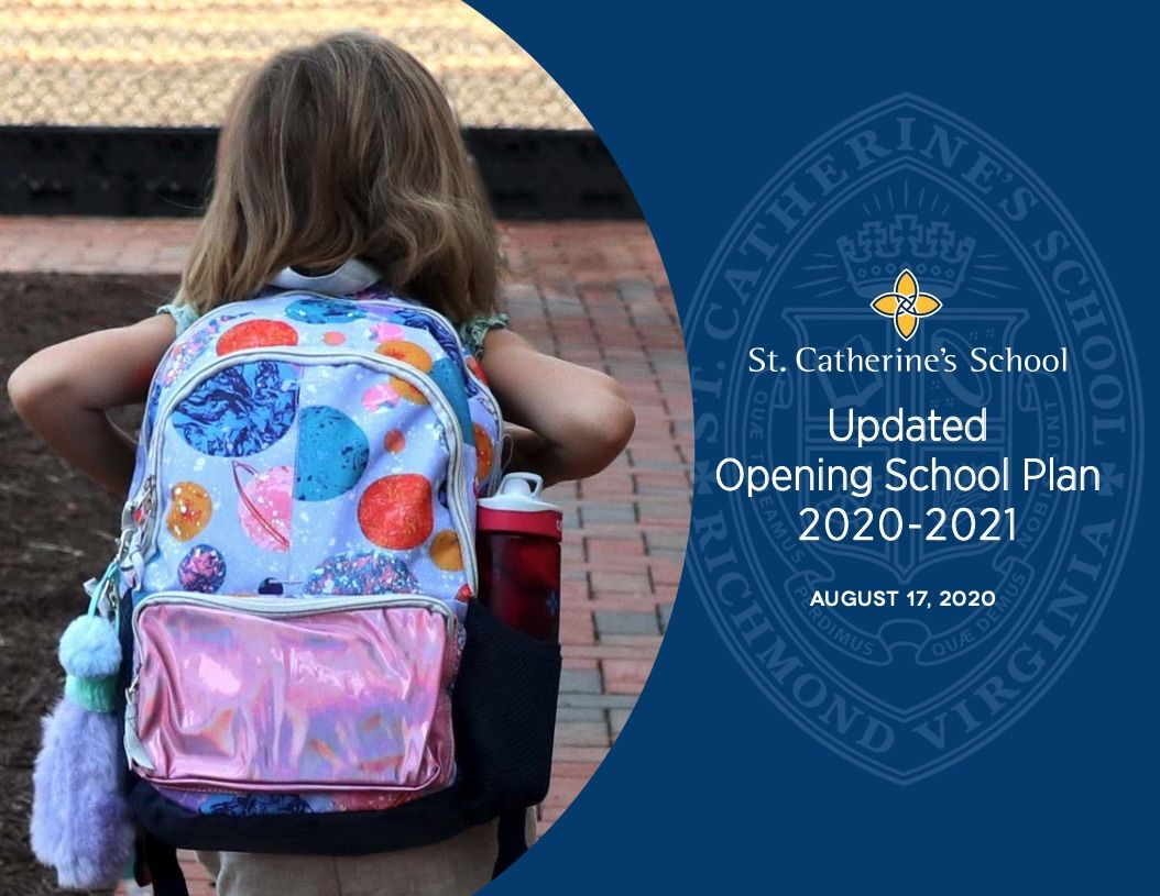 Click on this image for the Opening School Plan 2020-2021